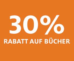 30% Rabatt auf Bücher (DE)