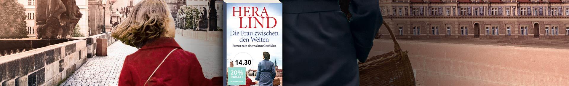 Bestellen Sie «Die Frau zwischen den Welten» von Hera Lind jetzt portofrei.