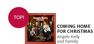 Bestellen Sie das neue Album «Coming Home for Christmas» von Angelo Kelly & Family jetzt online & portofrei.
