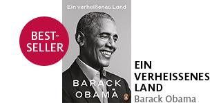 Bestellen Sie «Ein verheissenes Land» von Barack Obama jetzt portofrei!