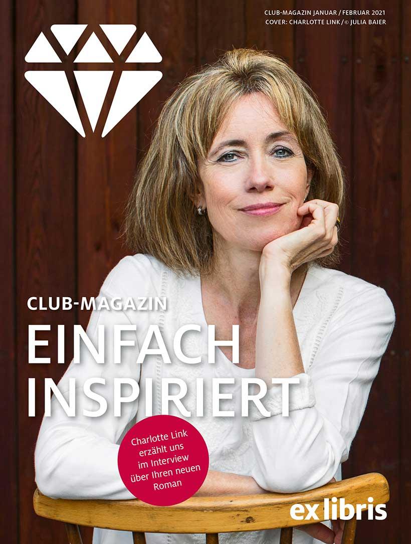 Ex Libris-Club-Magazin Januar/Februar 2021