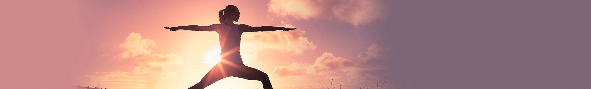 Bücher rund ums Thema Yoga entdecken.