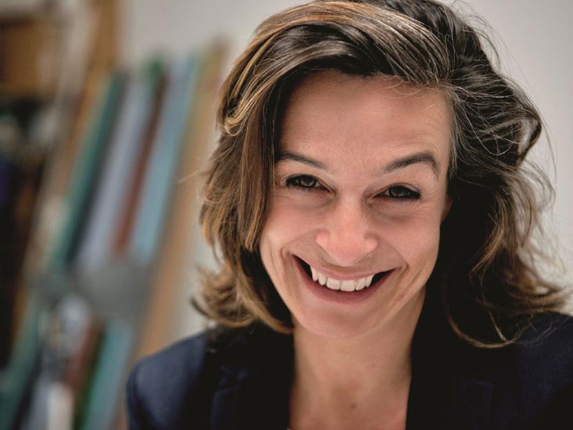 Alexandra Reinwarth Porträt