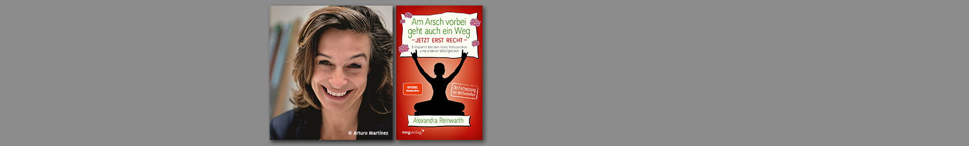 Lernen Sie Alexandra Reinwarth, unsere Autorin des Monats, kennen.