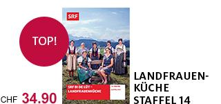 Bestellen Sie Staffel 14 der «Landfrauenküche» jetzt online & portofrei.