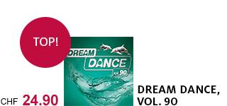 Bestellen Sie «Dream Dance Vol. 90» jetzt online & portofrei.