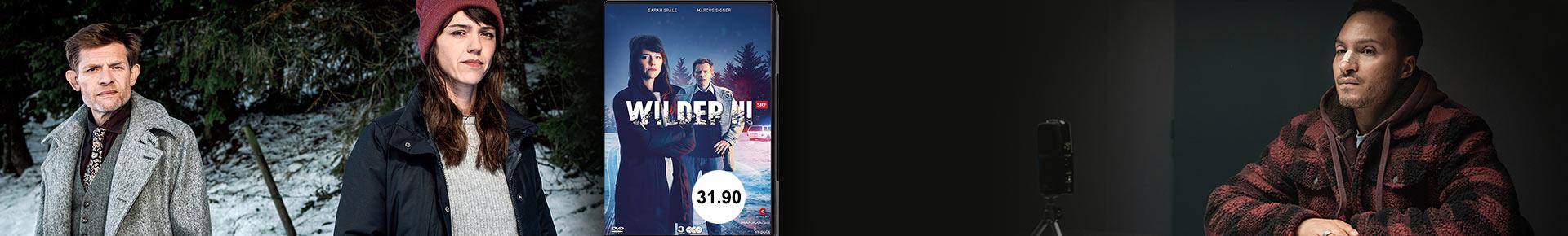 «Wilder - Staffel 3» portofrei bestellen.