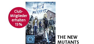 «The New Mutants» portofrei bestellen