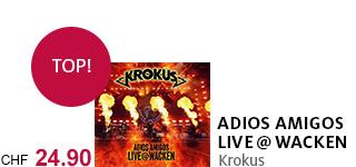 «Adios Amigos» von Krokus portofrei bestellen