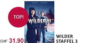 «Wilder – Staffel 3» portofrei bestellen