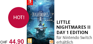 «Little Nightmares II – Day 1 Edition» portofrei bestellen