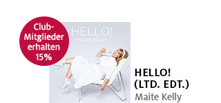 «Hello!» von Maite Kelly portofrei bestellen