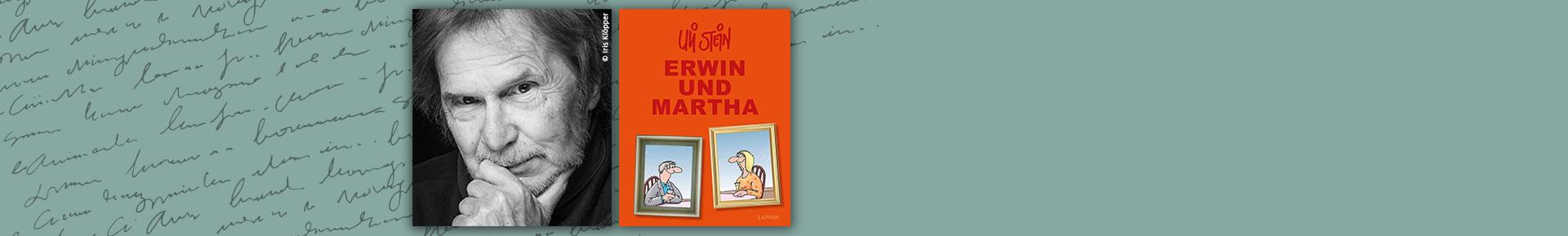 Lernen Sie Uli Stein, unseren Autor des Monats, kennen.
