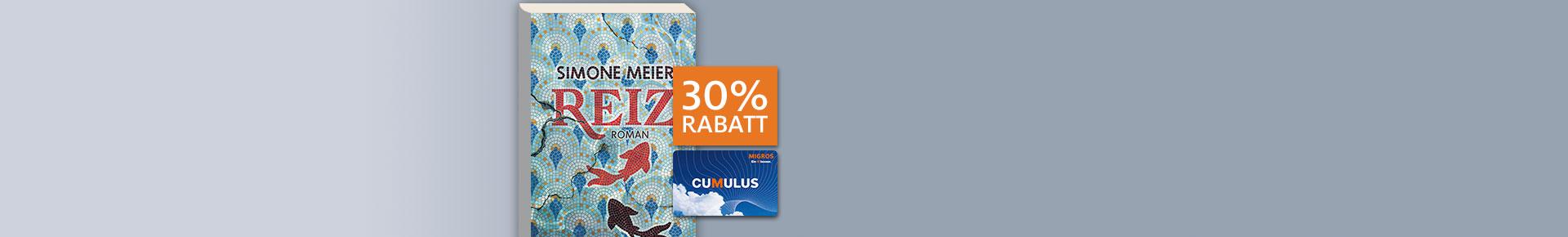 Cumulus-Angebot: 30% Rabatt auf «Reiz»
