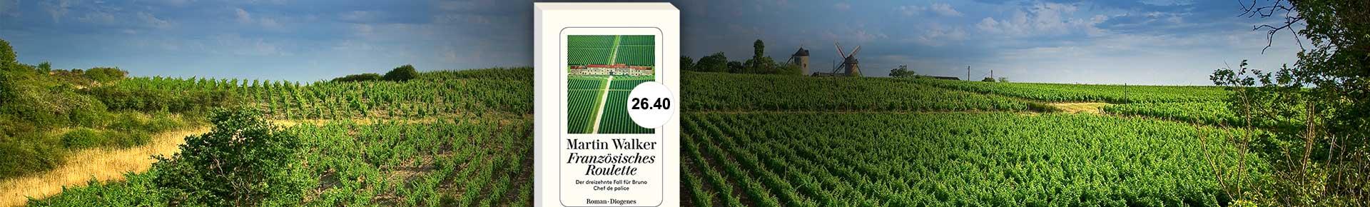Französisches Roulette von Martin Walker