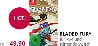 «Bladed Fury» portofrei bestellen