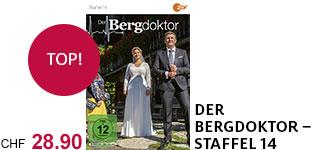 «Der Bergdoktor - Staffel 14»