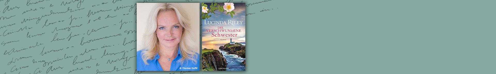 Lernen Sie Lucinda Riley, unsere Autorin des Monats, kennen.