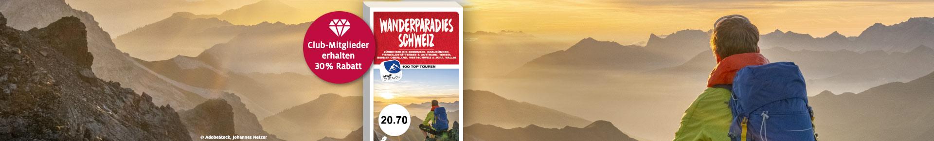 Schweizer Wanderführer