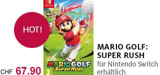 «Mario Golf: Super Rush»
