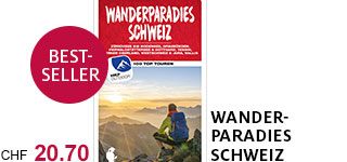 «Wanderparadies Schweiz»
