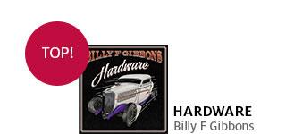 «Hardware» von Billy F Gibbons