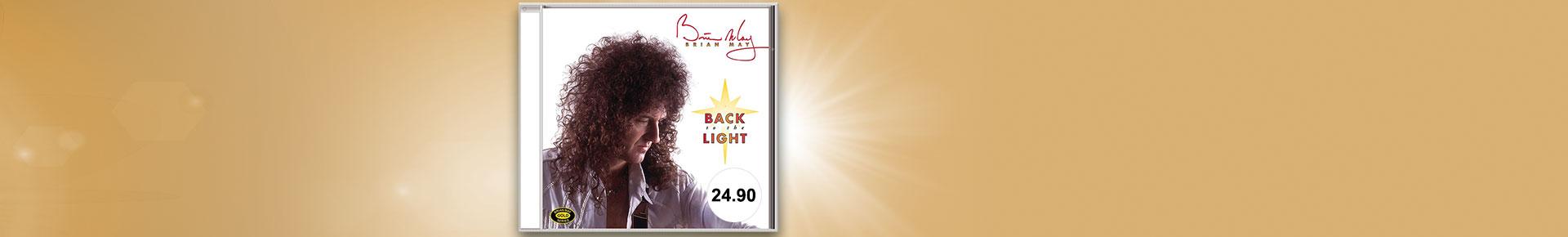 «Back To The Light» von Brian May jetzt portofrei bestellen.