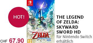 «The Legend of Zelda: Skyward Sword HD»