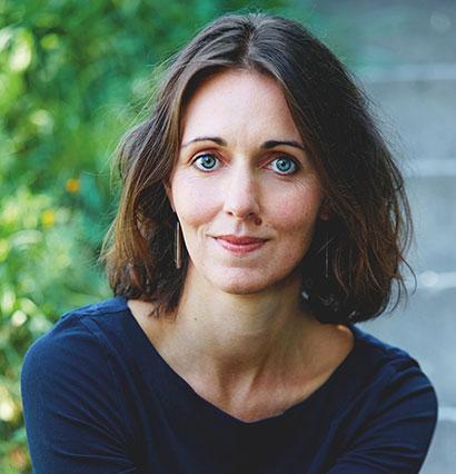 Daniela Krien Portrait