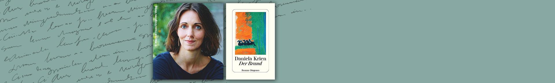 Lernen Sie Daniela Krien, unsere Autorin des Monats, kennen.