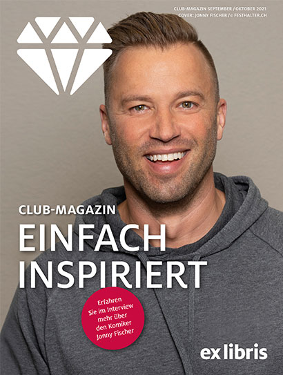 Ex Libris-Club-Magazin September/Oktober 2021