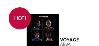 «Voyage» von ABBA