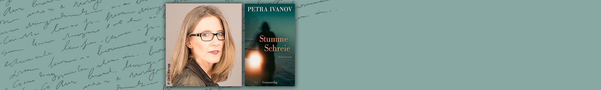 Lernen Sie Petra Ivanov, unsere Autorin des Monats, kennen.