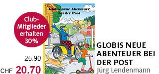 «Globis neue Abenteuer bei der Post»
