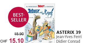 «Asterix und der Greif»
