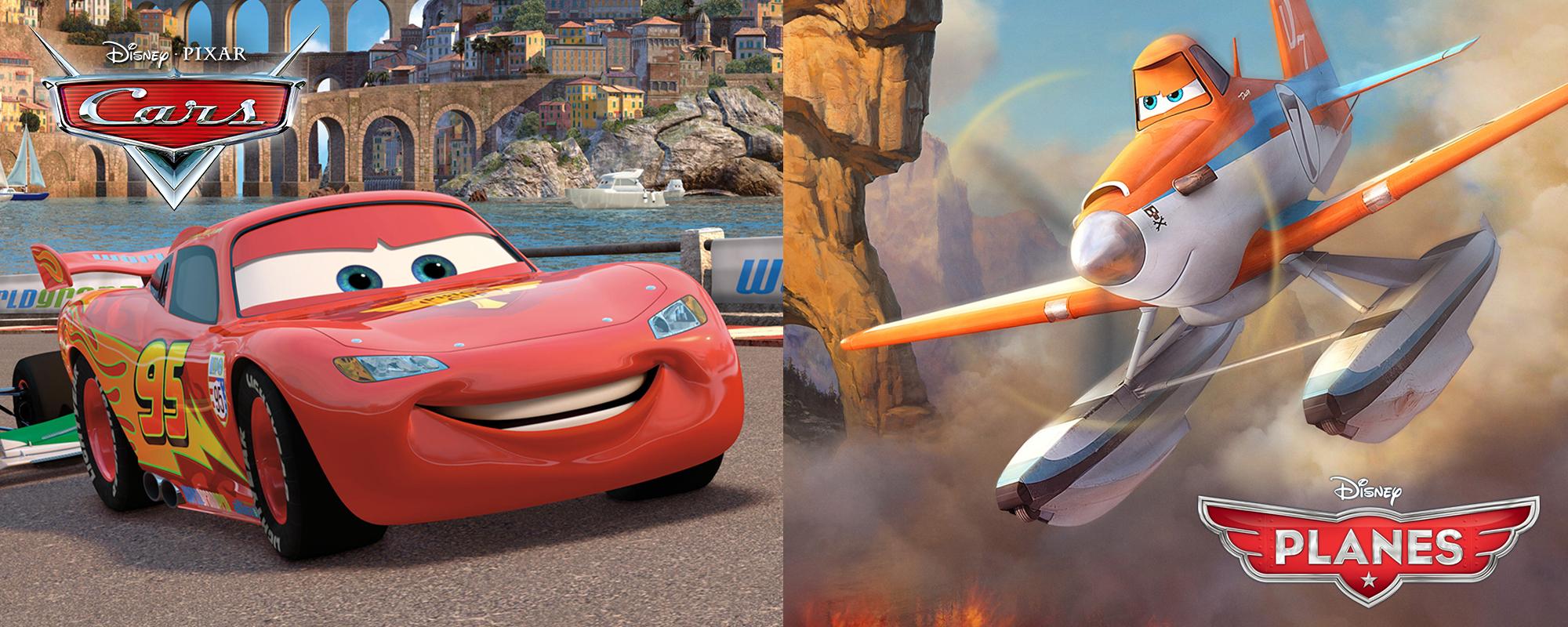 Disney Cars & Disney Planes