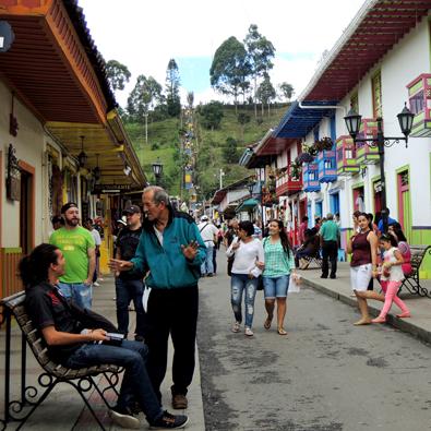 Kolumbien – Von Café bis Cartagena