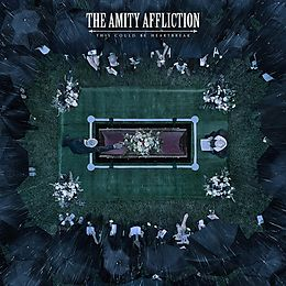 The Amity Affliction CD This Could Be Heartbreak