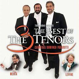 CARRERAS, DOMINGO, PAVAROTTI CD Best Of 3 Tenors