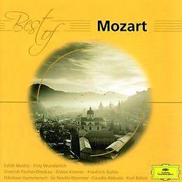 Abbado, levine, böhm U.a. CD Best Of Mozart