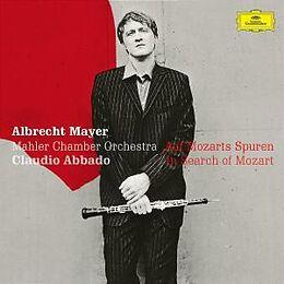 Mayer,Albrecht, abbado,Claudio, mahler Chamber Orch CD Auf Mozarts Spuren