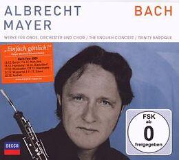 Mayer Albrecht CD Bach (limited Edition)