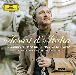 Mayer,Albrecht, i Musici Di Roma CD Tesori D'italia