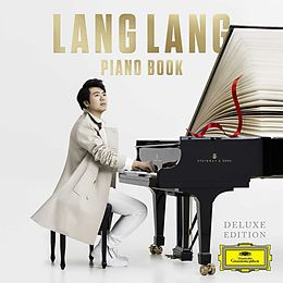 Lang Lang CD Piano Book (limited Deluxe)