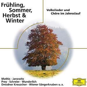 Frühling Sommer Herbst Und Winter-volkslieder