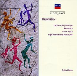 Stravinsky Petrushka , Le Sacre Du Print