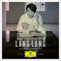 Lang Lang CD Bach: Goldberg Variations (deluxe Edt.)