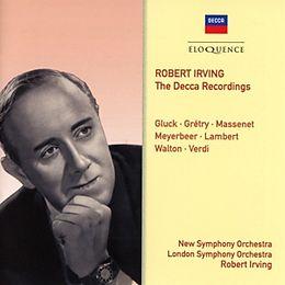Irving/New Symphony Orch./London Symphony Orch. CD Robert Irving: Die Decca-Aufnahmen
