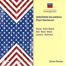 Variations On America-Organ Spectacular
