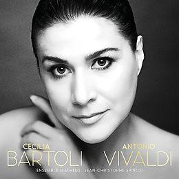Bartoli Cecilia CD Antonio Vivaldi (deluxe)